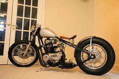 Bobber Inspiration | Yamaha XS650 Bobber TampaSVT XS-650 | Bobbers and Custom Motorcycles