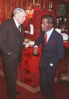 Frank Sinatra & Sammy Davis Jr