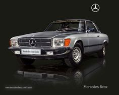 Mercedes-Benz SLC (C107) | by Auto Clasico