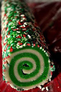 52 Week Pinterest Challenge: Colorful Swirl Cookies