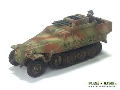 Sd.Kfz. 251/21 Ausf. D Flakwagen, Kampfgruppe Peiper, Ardennes 1944. Military Vehicles, Division, Battle, 21st, Content, Model Building, Army Vehicles