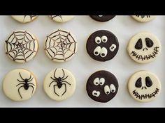 New cupcakes decorados hallowen ideas Comida De Halloween Ideas, Dulces Halloween, Postres Halloween, Halloween Oreos, Halloween Treats For Kids, Halloween Chocolate, Halloween Goodies, Halloween Desserts, Halloween Cupcakes