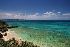 沖縄本島南部のビーチ / Southern Beach Okinawa