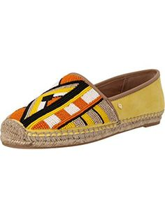 Sam Edelman Women's Maris Moccasin, Canary Yellow, 10 M US ❤ Sam Edelman