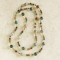 Jasper necklace - National Geographic