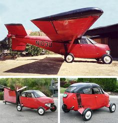 Aerocar N103D -  Aerocar N103D is currently for sale on http://www.aerocarforsale.com for the bargain price of $2.2 million (as at 29/11/2013).