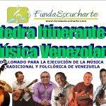 La Cátedra Itinerante de Música Venezolana