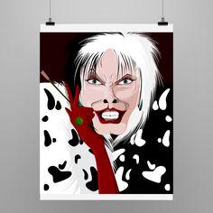 Cruella De Vil by Creator darr