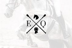 Equestrian Logo by leahsuzane on @Graphicsauthor