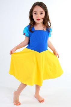 Camisola para meninas  Malha 100% algodão  Tamanhos do 2T ao 12T R$ 60,00