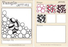 This would make a good transition activity for after school program  #zentangle