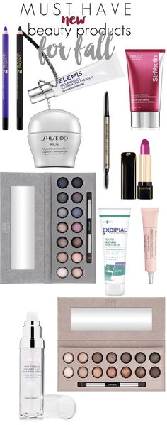Must Have New Makeup and Beauty Products to add to your collection for Fall