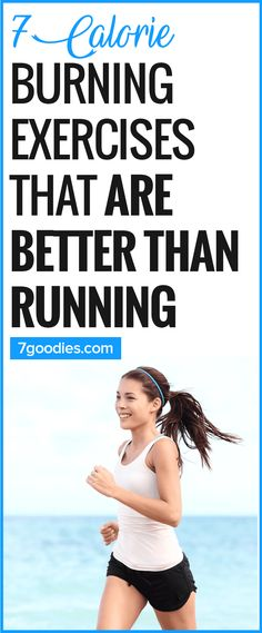 Exercises that are better than running