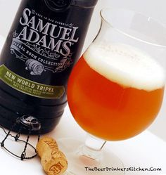 Sam Adams New World Tripel  Careful -- 10% ABV
