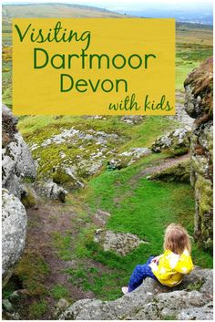 The best things to do on and around Dartmoor with kids - where to go when you're visiting Dartmoor in Devon, including picturesque drives to see wild ponies, easy walks on Dartmoor for kids, family attractions, castles, farms, waterfalls and more in Devon, UK Days Out With Kids, Family Days Out, Travel Couple, Family Travel, Travel Ideas, Travel Inspiration, Devon Uk, Dartmoor, Solo Travel