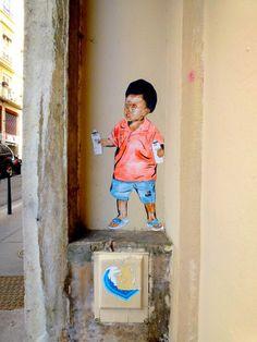 Don Mateo Street Art http://digitalthreads.co