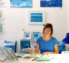 The Beautiful South, My Art Studio, English Artists, Summer Months, Small Groups, Workshop, Space, Gallery, Inspiration