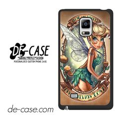 Tinker Bell Pin Up DEAL-11264 Samsung Phonecase Cover For Samsung Galaxy Note Edge