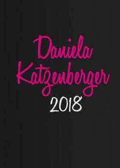 #DanielaKatzenberger Kalender 2018 Auch in ihrem nächsten #Kalender begeistert #Daniela #Katzenberger ihre zahlreichen Fans mit ästhetischen #Fotos, die exklusiv für den #Kalender aufgenommen wurden, und zeigt sich erneut von einer ganz anderen Seite. Lassen Sie sich überraschen!