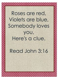 "print out ""Valentines"" for ""love of Jesus"" lessons"