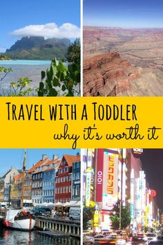 5 Benefits of World Travel with Toddler: Don't let the terrible twos keep you from your love of travel. Find out why travel with a toddler is definitely worth it!