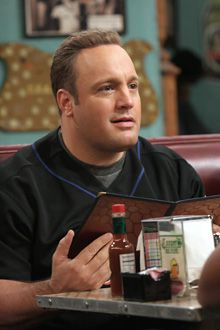 """Kevin James as """"Doug Heffernan"""" Position: Movie/Popcorn/Junk Food w/out Any Guilt Husband Movie Popcorn, Kevin James, King Of Queens, Rules Of Engagement, Comedy Show, Oldies But Goodies, Seinfeld, Best Tv Shows, Beautiful Men"""