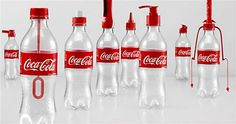 #Coca-Cola is Launching a New Campaign to Give Second Lives to Old Bottles