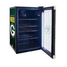 Officially Licensed NFL 4.6 cu. ft. Refrigerator