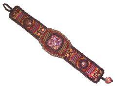Bracelet brodé Durango