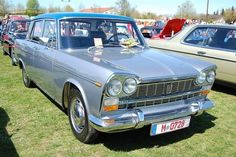 masini si istoria lor: FIAT 1800/2100/2300 Vintage Cars, Antique Cars, Europe Car, 1960s Cars, Fiat, Dream Cars, Automobile, Vehicles, Travel