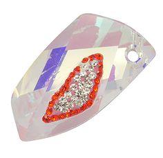 Pendentif en cristal autrichien