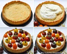 Cheesecake Tomatentarte