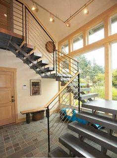 Whidbey Island Guest Studio, Designs Northwest Architects
