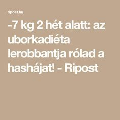 -7 kg 2 hét alatt: az uborkadiéta lerobbantja rólad a hashájat! - Ripost Influenza B, Herbal Remedies For Depression, Natural Sleep Remedies, Night Sweats, Health Insurance Companies, Loose Weight, Health And Safety, Health Benefits, Herbalism