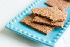 Gewoon een heerlijk koekje voor bij de thee! Glutenvrij, lactosevrij en gezoet met appelstroop.