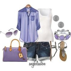 Cruise or simply summer wear