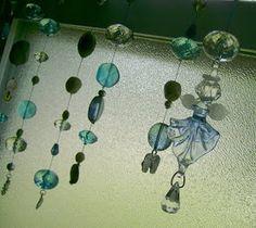 Art Bead Scene Blog: Make a Beaded Curtain