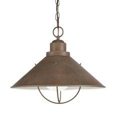 Kichler Lighting 2713 Family Spaces Seaside™ Indoor/Outdoor Pendant