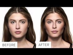 ▶ Contouring Tutorial for Heart Shaped Faces by Smashbox Cosmetics | Sephora - YouTube