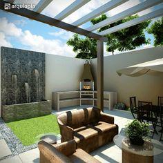 Pergola Ideas For Patio Small Backyard Gardens, Backyard Patio Designs, Pergola Designs, Pergola Patio, Backyard Landscaping, Pergola Kits, Pergola Ideas, Cheap Pergola, Corner Pergola