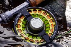 The best fly fishing reel around!