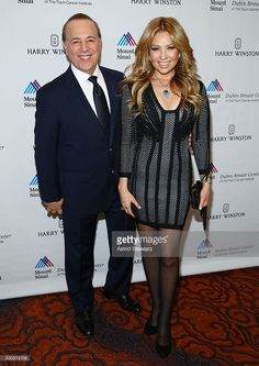 Tommy Mottola and wife Thalia attend the 5th Annual Dubin Breast Center At Mount Sinai Benefit at Mandarin Oriental Hotel on December 7, 2015 in New York City.