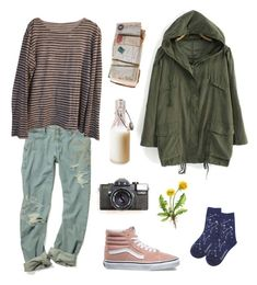 """dont worry too much"" by bananaboyy on Polyvore featuring Majestic Filatures, Vans and WALL"