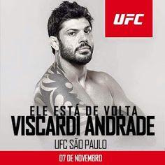 Blog do Olivar: VISCARDI ANDRADE: FOME DE LUTAR !