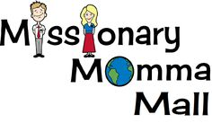 It's like Esty for Missionary Mommas!!!