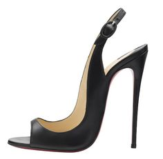 yet to try a pair of these - could be painful. #shoeporn #louboutin