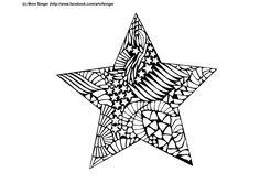 Silhouette plotter file free, Plotter Datei kostenlos, plotter freebie, star…