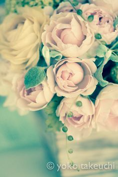 TITLE  Romantic Rose Arrangement Fine Art Flower by YokoPhotoWork, $35.00