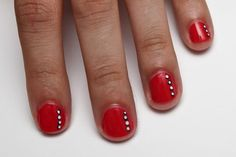 DIY Dotting Tool Manicure DIY Nails Art