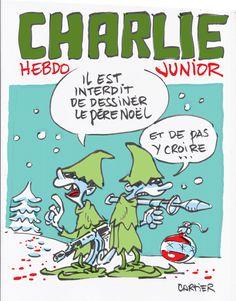 Eric Cartier #JeSuisCharlie #CharlieHebdo